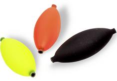 Black Cat Podvodní Splávek Micro U-Float Černá Oranžová Žlutá