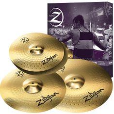 Zildjian Planet Z 4 pack Činelová súprava