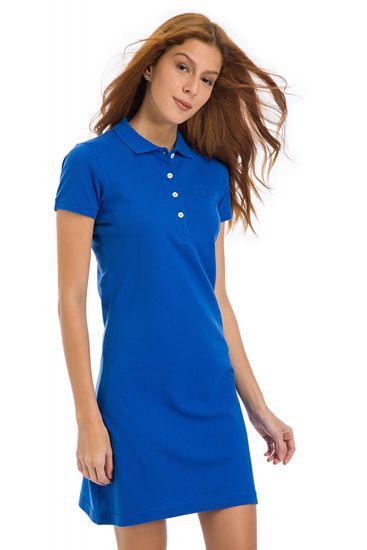 Galvanni dámské šaty Mors L modrá