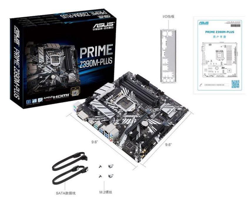 Osnovna plošča PRIME Z390M-PLUS