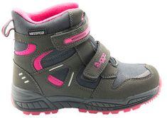 Bugga dievčenské zimné topánky