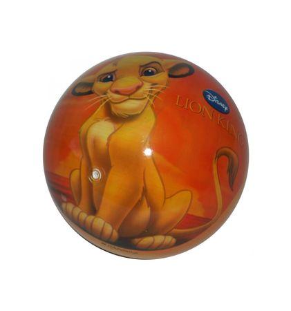 Mondo toys lopta Kralj lavova, 23 cm