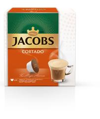 Jacobs Kartón 3 x kapsuly 14 ks Cortado