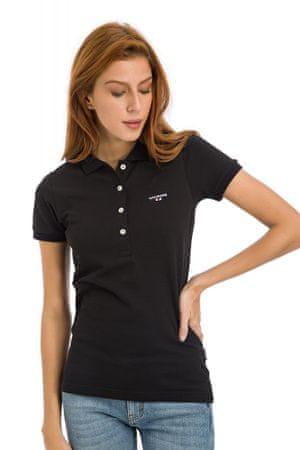 Galvanni ženska polo majica Nyko, S, črna