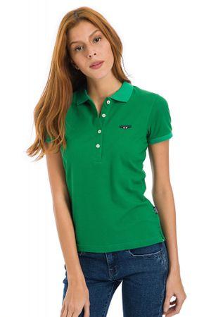 Galvanni dámská polokošile Nyko S zelená