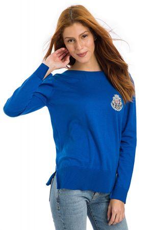 Galvanni ženski pulover Praesto, S, moder