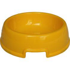 PETplast Stabilní miska plastová 18x18x5cm
