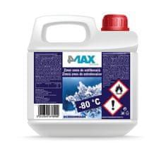 4MAX Nemrznúca zmes do ostrekovačov (-80°C) 5L