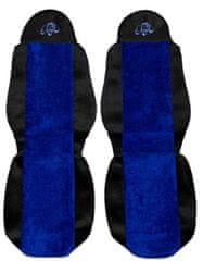 F-CORE Poťahy na sedadlá PS05, modré
