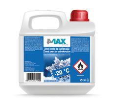 4MAX Nemrznúca zmes do ostrekovačov (-20°C) 5L