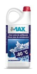 4MAX Nemrznúca zmes do ostrekovačov (-80°C) 1L