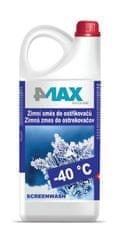 4MAX Nemrznúca zmes do ostrekovačov (-40°C) 1L