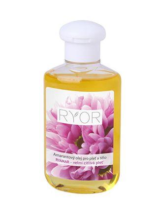 RYOR Bőr és testápoló armánt olaj nagyon érzékeny bőrre Ryamar 150 ml
