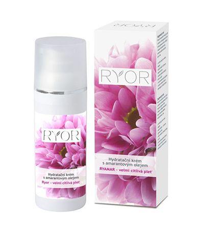 RYOR Hidratáló arcápolókrém amarant olajjal nagyon érzékeny bőrre Ryamar 50 ml