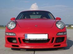 Allegria jízda na okruhu s Porsche 911 Carrera GT3 Loukov (okr. Mladá Boleslav)