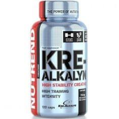 Nutrend Kre-Alkalyn 1500 120 kapslí