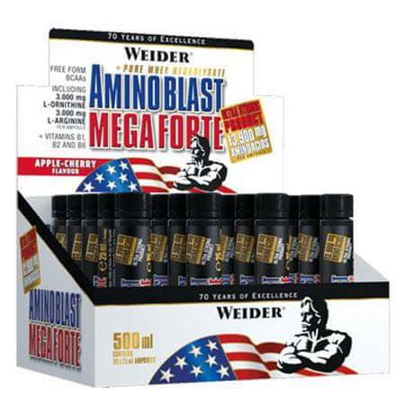 Weider Amino Blast Mega Forte 20ampulí /25ml.