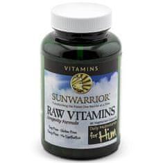 Sunwarrior Vitamíny pro muže 90 kapslí