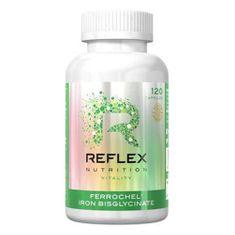 Reflex Nutrition Albion Ferrochel 120kapslí