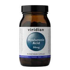 VIRIDIAN nutrition Hyaluronic Acid 90 kapslí
