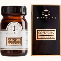 Puntura Cordyceps Premium 100 kapslí + Protein Cookie 50g