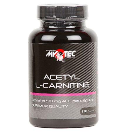 MyoTec Acetyl L-Carnitine 120 kapslí