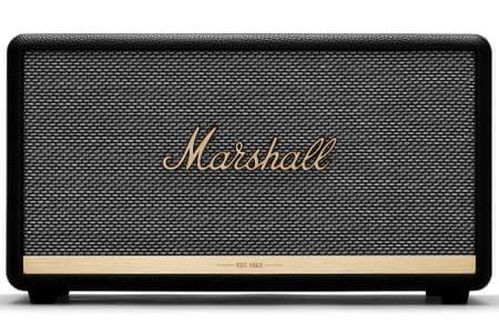Reproduktor Marshall Stanmore II BT Bluetooth 5.0 bezdrát ikonické provedení