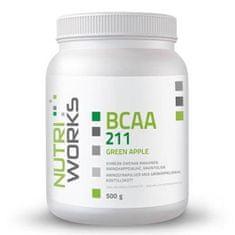 NutriWorks BCAA 2:1:1 500 g