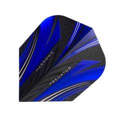 Harrows Letky Predator - Blue 7521