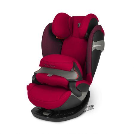 CYBEX Pallas S-fix 2019 Ferrari Racing Red
