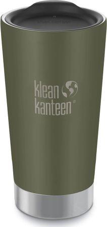 Klean Kanteen Nerezový termohrnek Insulated Tumbler - fresh pine 473 ml