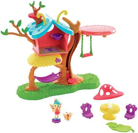 Mattel Enchantimals bogár és pillangóház