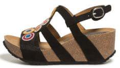 Desigual ženske sandale Shoes Odisea Flower Bead