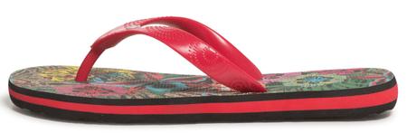 Desigual ženske japonke Shoes Flip Flop Tropical, 36, rdeče