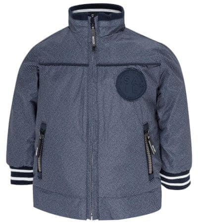 Losan chlapecká bunda 104 modrá