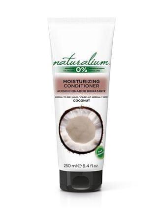 Naturalium Hajkondicionáló kondicionáló kókusz (Moisturizing Conditioner) 250 ml