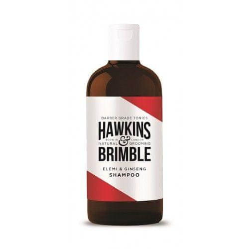 Hawkins & Brimble Hydratačný šampón pre mužov s vôňou elemi a ženšenu (Elemi & Ginseng Shampoo) 250 ml