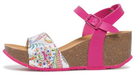 Desigual dámské sandály Shoes Bio7 Galact 36 růžová