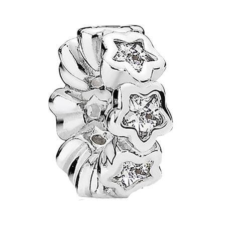 Pandora Hvězdný stříbrný korálek 791783CZ stříbro 925/1000