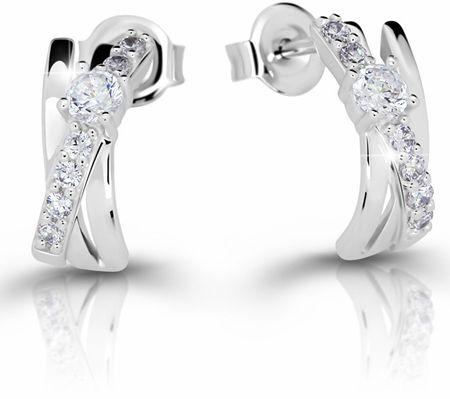 Modesi Gyönyörű női fülbevaló M21099 ezüst 925/1000