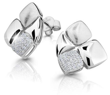 Modesi Egyedi ezüst fülbevaló M23046 ezüst 925/1000