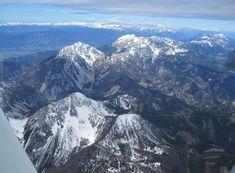 Allegria výlet vyhlídkovým letadlem nad Alpami