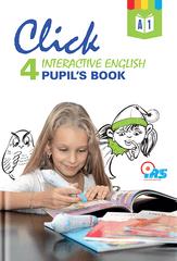 IRS Click 4 Interactive English. Pupil's book