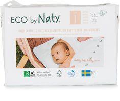 NATY Pelenka Newborn 2 - 5 kg (25 db)