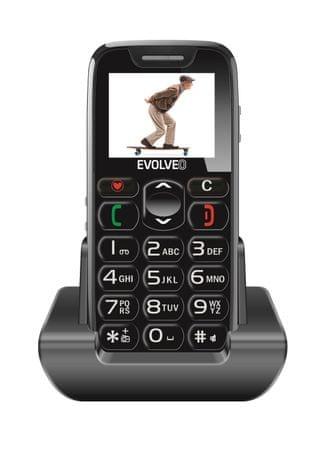 Evolveo telefon stacjonarny EasyPhone EP-500