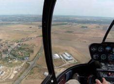 Allegria pilotem vrtulníku na zkoušku jen pro Vás