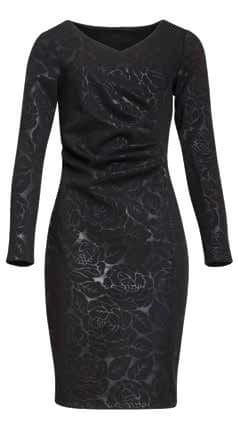Smashed Lemon Női ruha Black 18898 (méret S)
