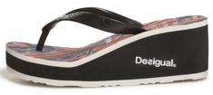 Desigual sandale/japanke s petom Shoes Lola Mexican