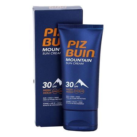PizBuin Sun Cream SPF 30 (Mountain Sun Cream SPF 30) 50 ml