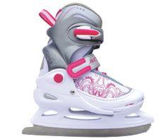 Acra Dievčenské korčule rozťahovacie softové